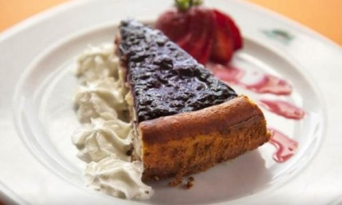 restaurante para reuniones de empresa en valencia - pastel