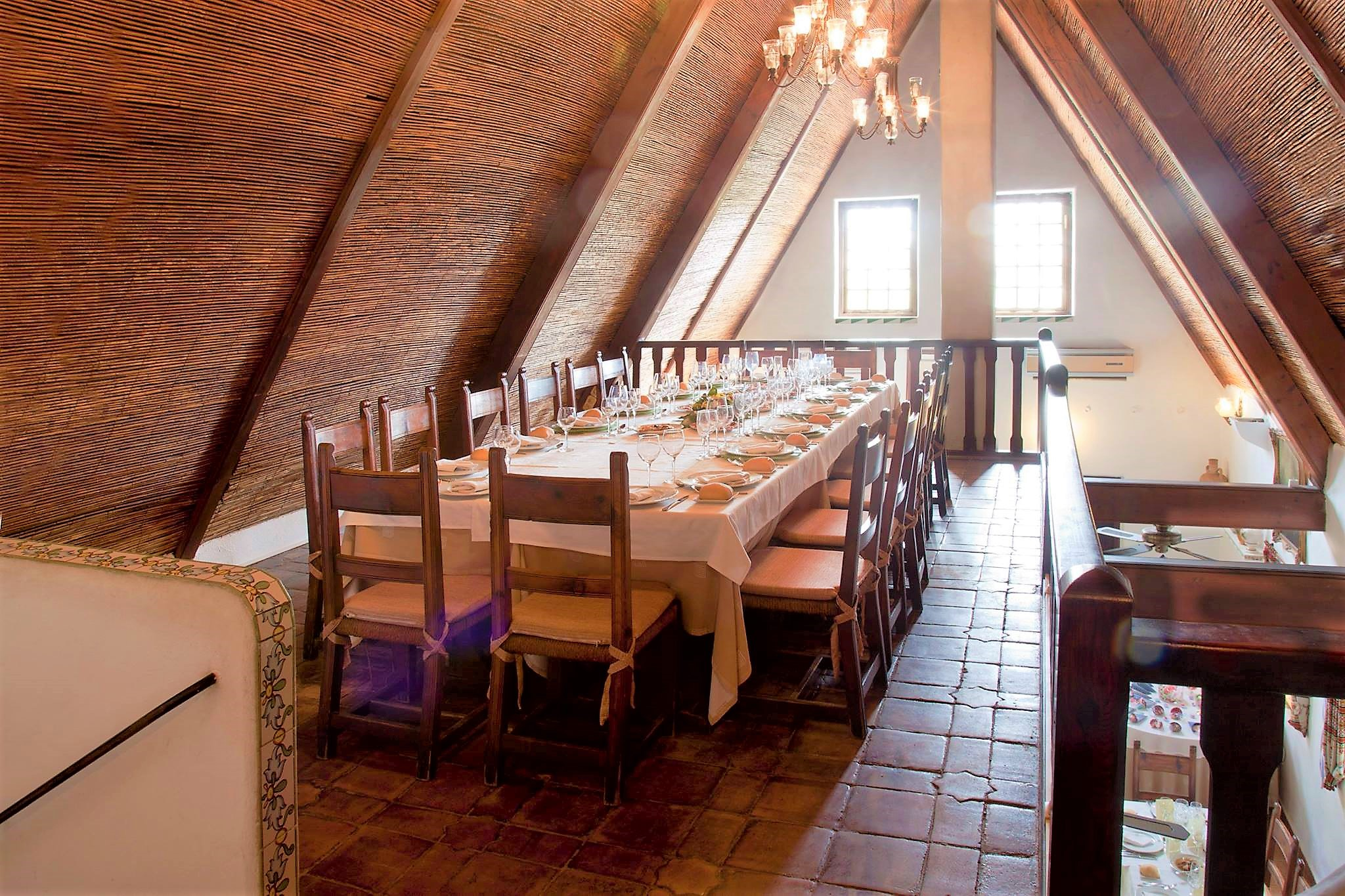 restaurante para reuniones de empresa en valencia - mesa