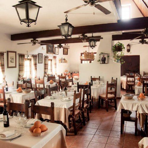restaurante para reuniones de empresa en valencia - rustico