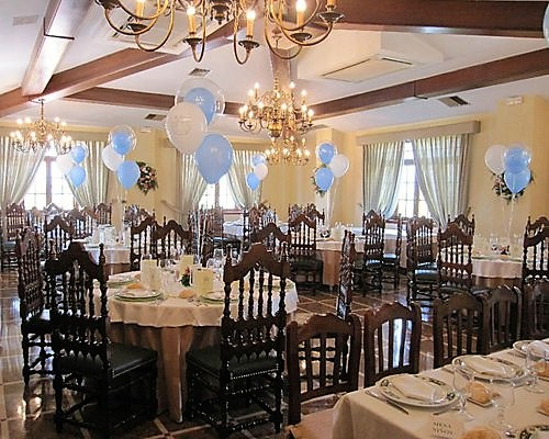 restaurante para bautizos en valencia - globos