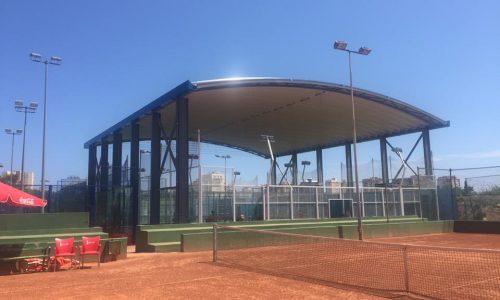 club de padel en valencia - gimnasios en valenica - pista