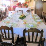 restaurante para bodas en Valencia - mesa montada