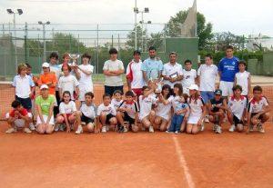 club de padel en valencia - club de tenis en valencia - niños tenis