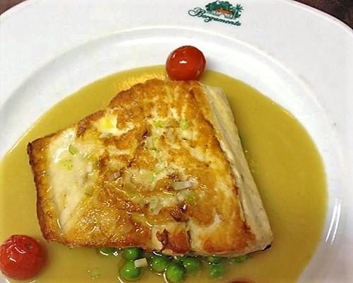 restaurante para comuniones en valencia - pescado