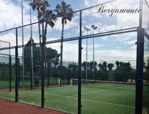 club de tenis en Valencia - pista de cesped