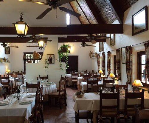 restaurante para reuniones de empresa en valencia - salon interior