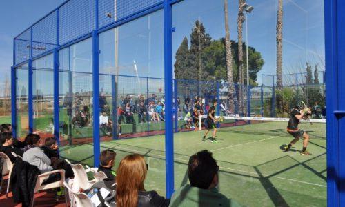 gimnasios en valencia - pista padel