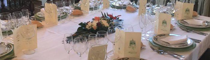 restaurante para celebrar una boda civil en valencia - mesa nupcial