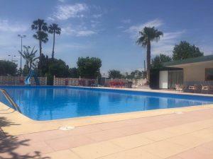 piscina en la Pobla de Farnals - instalaciones