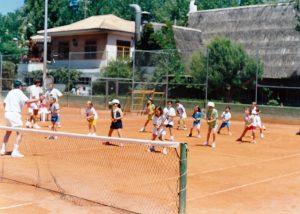 polideportivo en la Pobla de Farnals - tenis