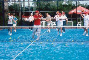 gimnasio en valencia - torneo de padel