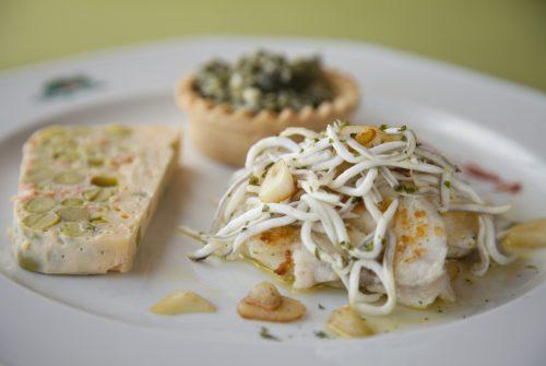 restaurante para celebrar una boda civil en valencia - pescados
