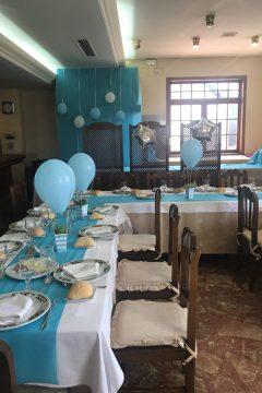 restaurante para comuniones en valencia - banquete niños