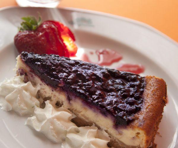 restaurante para comuniones - pastel