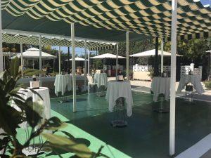 salones para celebraciones en valencia - carpa